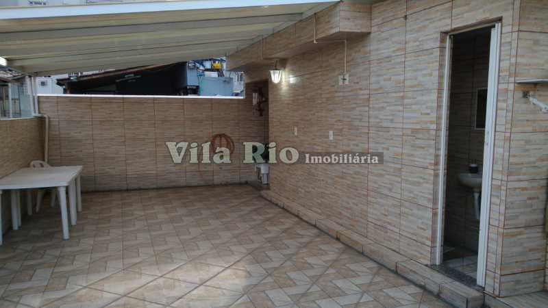 Terraço.3 - Casa em Condomínio 3 quartos à venda Vista Alegre, Rio de Janeiro - R$ 470.000 - VCN30012 - 31