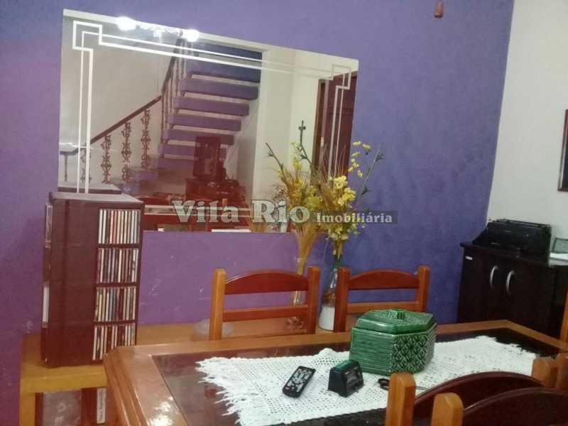 SALA 2. - Casa em Condomínio 4 quartos à venda Vista Alegre, Rio de Janeiro - R$ 750.000 - VCN40009 - 3