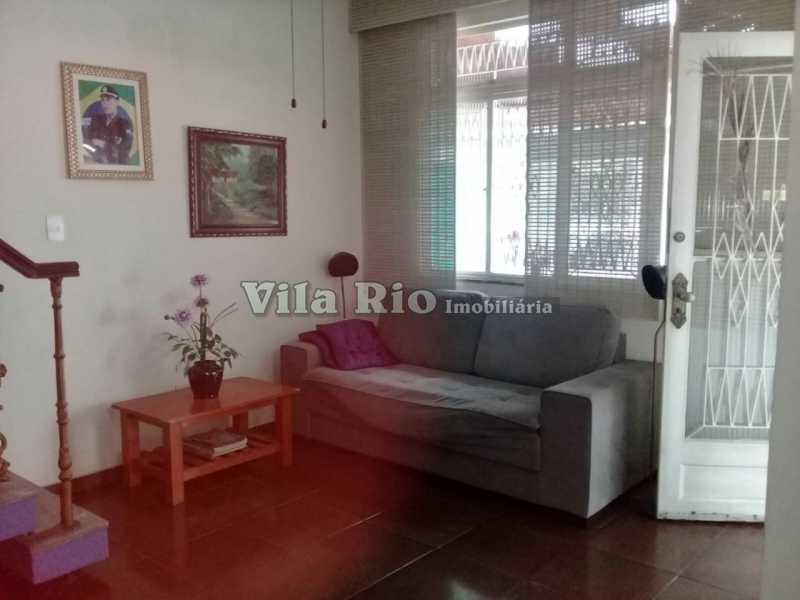 SALA 3. - Casa em Condomínio 4 quartos à venda Vista Alegre, Rio de Janeiro - R$ 750.000 - VCN40009 - 4