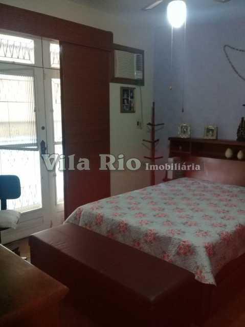 QUARTO 1. - Casa em Condomínio 4 quartos à venda Vista Alegre, Rio de Janeiro - R$ 750.000 - VCN40009 - 8