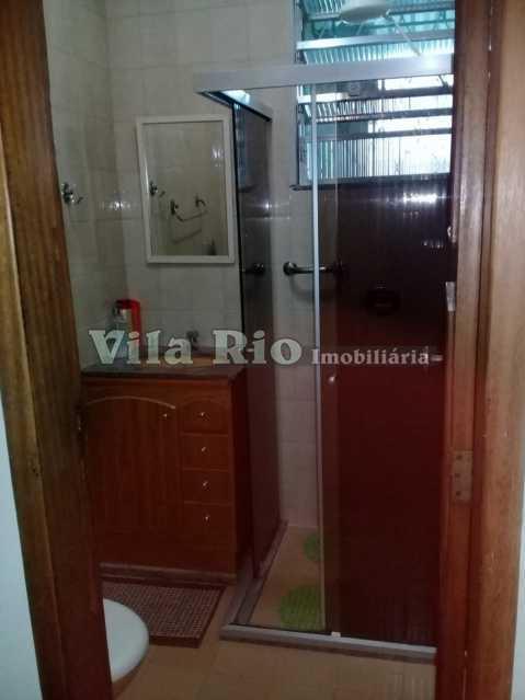 BANHEIRO 1. - Casa em Condomínio 4 quartos à venda Vista Alegre, Rio de Janeiro - R$ 750.000 - VCN40009 - 17