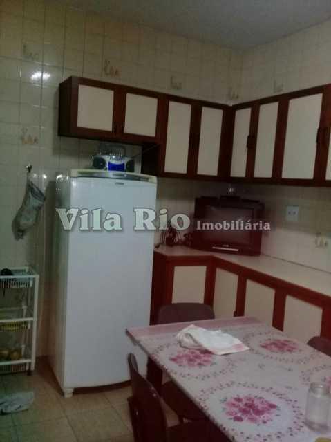 COZINHA 1. - Casa em Condomínio 4 quartos à venda Vista Alegre, Rio de Janeiro - R$ 750.000 - VCN40009 - 22