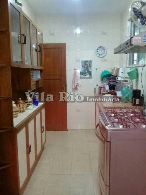 COZINHA 2. - Casa em Condomínio 4 quartos à venda Vista Alegre, Rio de Janeiro - R$ 750.000 - VCN40009 - 23