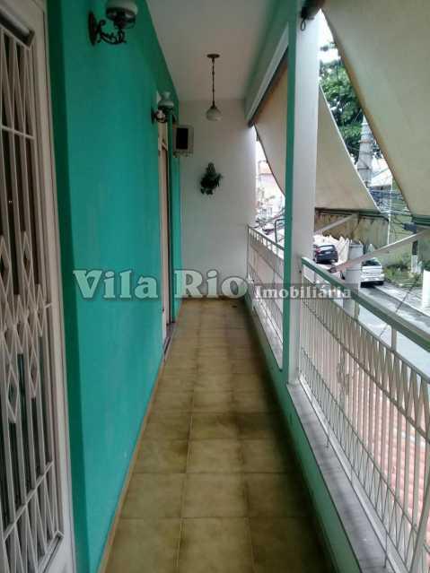 VARANDA. - Casa em Condomínio 4 quartos à venda Vista Alegre, Rio de Janeiro - R$ 750.000 - VCN40009 - 30