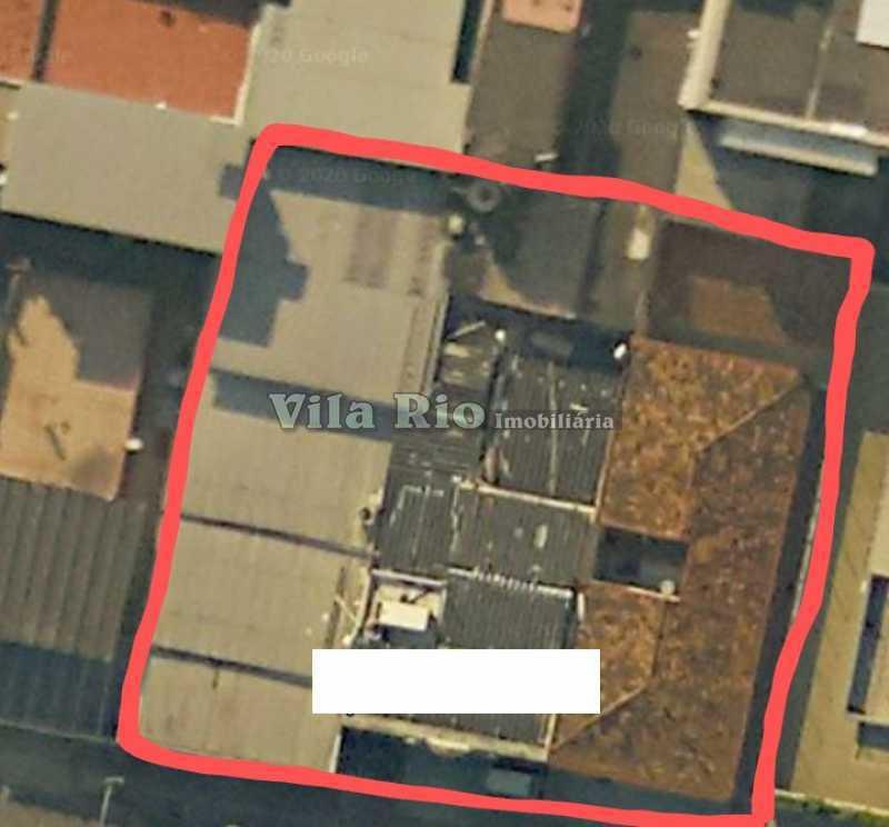 TERRENO - Prédio 900m² à venda Vila da Penha, Rio de Janeiro - R$ 3.300.000 - VPR00003 - 1