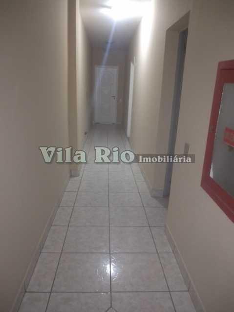 CIRCULAÇÃO EXTERNA - Apartamento 2 quartos para alugar Vila da Penha, Rio de Janeiro - R$ 1.000 - VAP20680 - 6