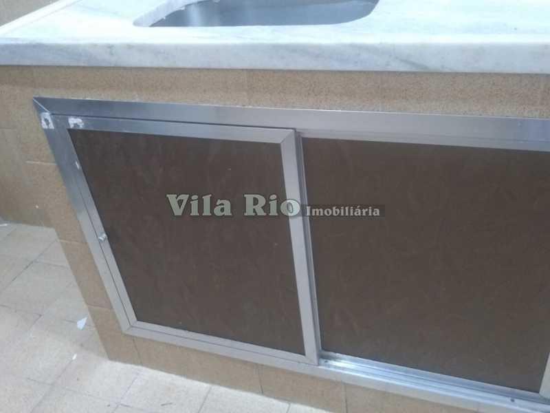 COZINHA 2 - Apartamento 2 quartos para alugar Vila da Penha, Rio de Janeiro - R$ 1.000 - VAP20680 - 9