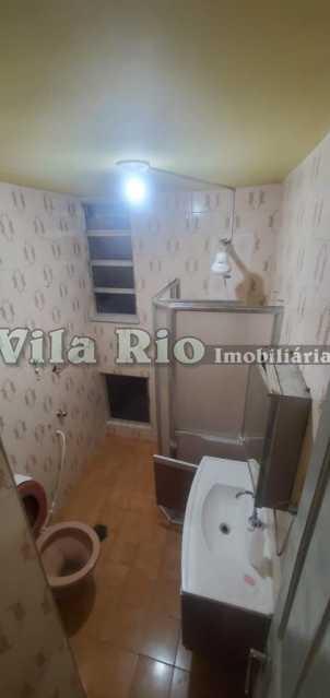 BANHEIRO. - Apartamento 2 quartos à venda Engenho Novo, Rio de Janeiro - R$ 160.000 - VAP20686 - 8