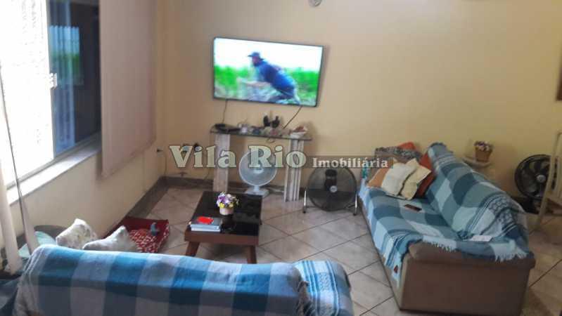 SALA. - Casa em Condomínio 4 quartos à venda Vista Alegre, Rio de Janeiro - R$ 940.000 - VCN40010 - 1