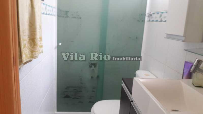 BANHEIRO. - Casa em Condomínio 4 quartos à venda Vista Alegre, Rio de Janeiro - R$ 940.000 - VCN40010 - 14