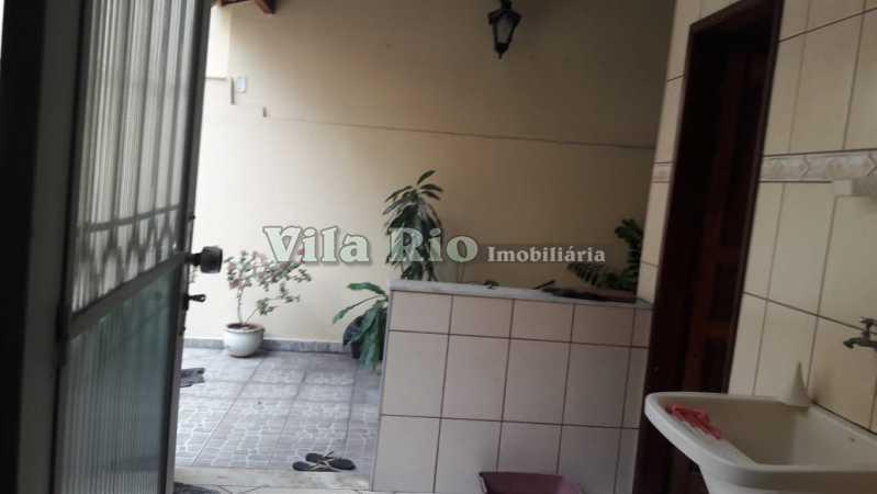 AREA. - Casa em Condomínio 4 quartos à venda Vista Alegre, Rio de Janeiro - R$ 940.000 - VCN40010 - 20