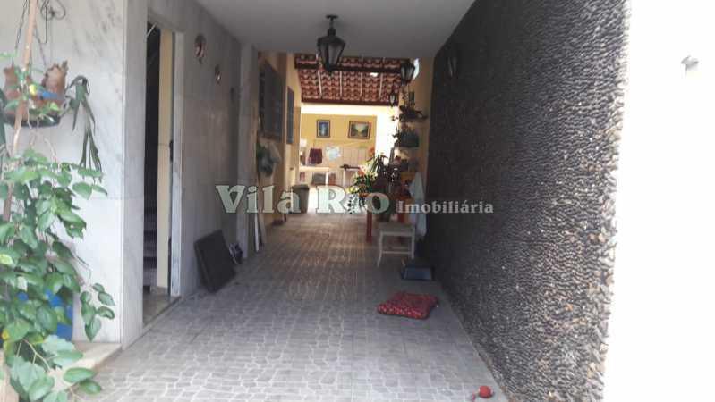 LATERAL. - Casa em Condomínio 4 quartos à venda Vista Alegre, Rio de Janeiro - R$ 940.000 - VCN40010 - 24