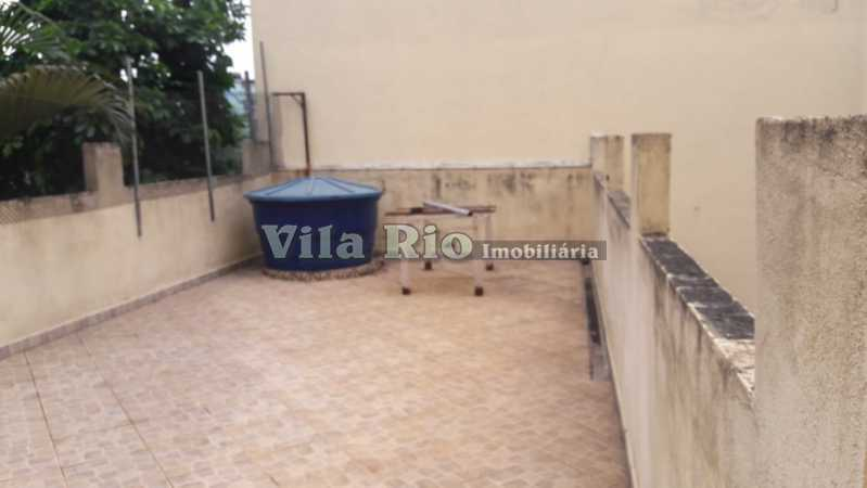 TERRAÇO. - Casa em Condomínio 4 quartos à venda Vista Alegre, Rio de Janeiro - R$ 940.000 - VCN40010 - 29