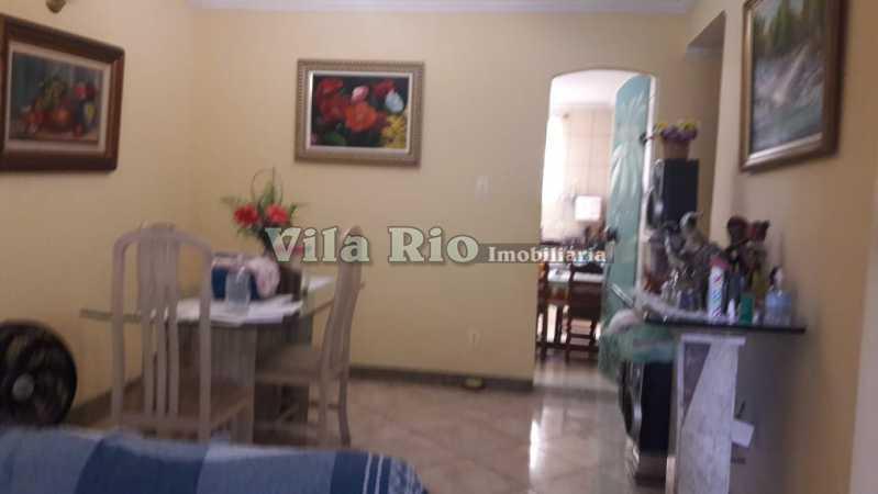 SALA1 1. - Casa em Condomínio 4 quartos à venda Vista Alegre, Rio de Janeiro - R$ 940.000 - VCN40010 - 3