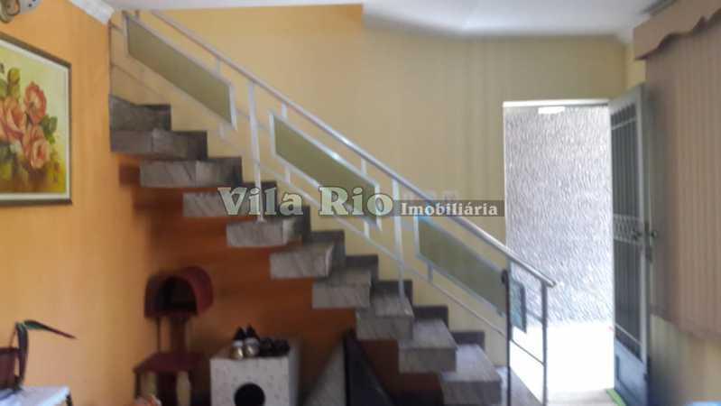 SALA1 2. - Casa em Condomínio 4 quartos à venda Vista Alegre, Rio de Janeiro - R$ 940.000 - VCN40010 - 4