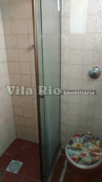 BANHEIRO 1 - Apartamento 1 quarto à venda Colégio, Rio de Janeiro - R$ 155.000 - VAP10062 - 11