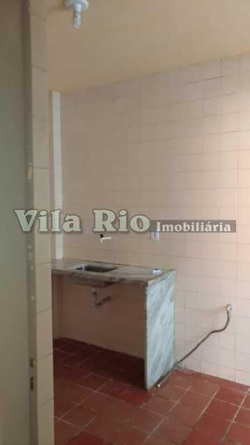 COZINHA 3 - Apartamento 1 quarto à venda Colégio, Rio de Janeiro - R$ 155.000 - VAP10062 - 16