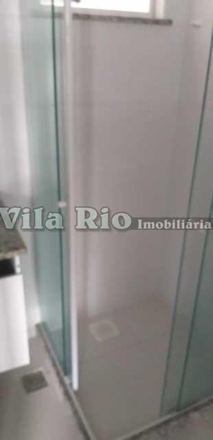 BANHEIRO 1. - Apartamento 3 quartos à venda Vaz Lobo, Rio de Janeiro - R$ 270.000 - VAP30207 - 10