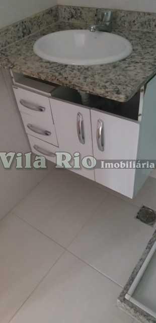 BANHEIRO 2. - Apartamento 3 quartos à venda Vaz Lobo, Rio de Janeiro - R$ 270.000 - VAP30207 - 11