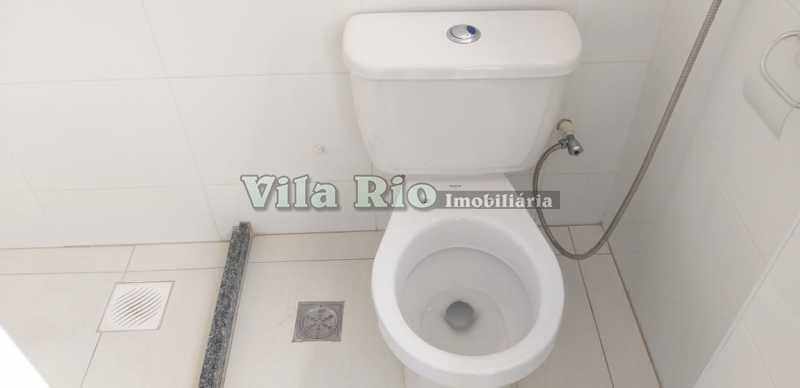 BANHEIRO 4. - Apartamento 3 quartos à venda Vaz Lobo, Rio de Janeiro - R$ 270.000 - VAP30207 - 13