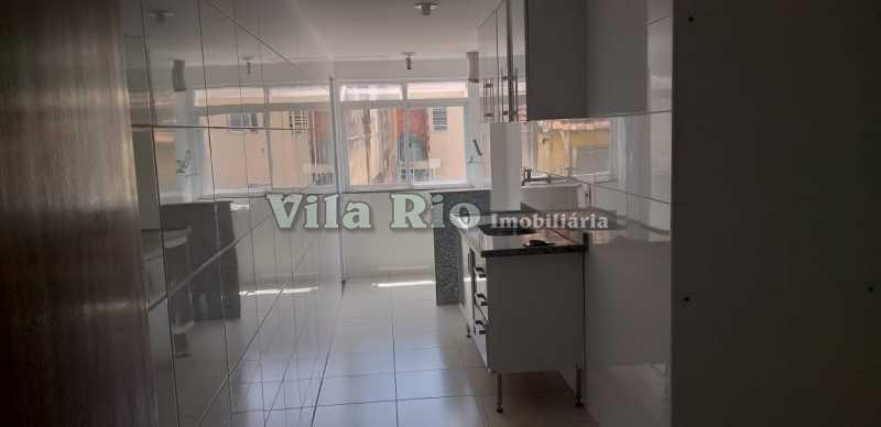 COZINHA. - Apartamento 3 quartos à venda Vaz Lobo, Rio de Janeiro - R$ 270.000 - VAP30207 - 14