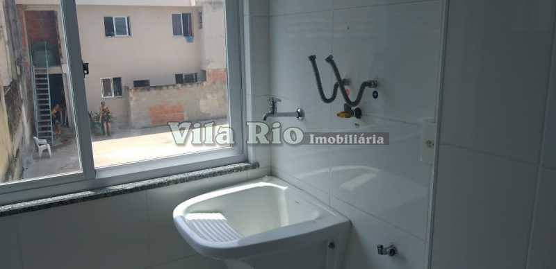 AREA. - Apartamento 3 quartos à venda Vaz Lobo, Rio de Janeiro - R$ 270.000 - VAP30207 - 15