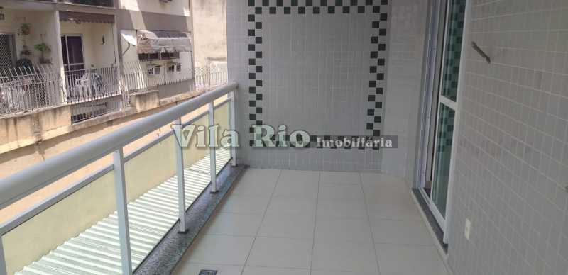 VARANDA 1. - Apartamento 3 quartos à venda Vaz Lobo, Rio de Janeiro - R$ 270.000 - VAP30207 - 16
