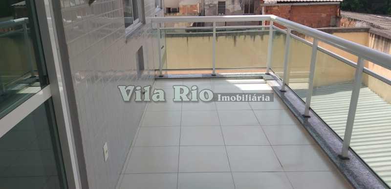 VARANDA 2. - Apartamento 3 quartos à venda Vaz Lobo, Rio de Janeiro - R$ 270.000 - VAP30207 - 17