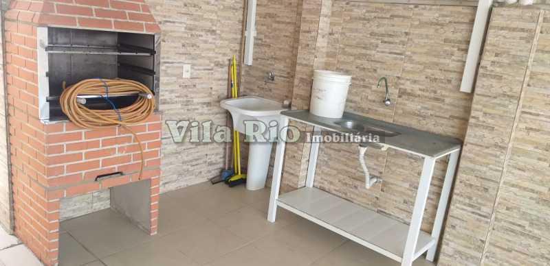 CHURRASQUEIRA 1. - Apartamento 3 quartos à venda Vaz Lobo, Rio de Janeiro - R$ 270.000 - VAP30207 - 18