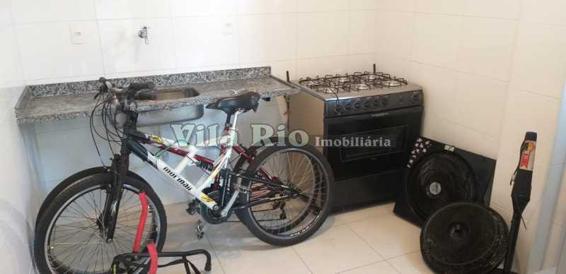 COZINHA SALÃO FESTAS. - Apartamento 3 quartos à venda Vaz Lobo, Rio de Janeiro - R$ 270.000 - VAP30207 - 20