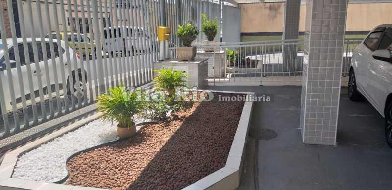 ENTRADA. - Apartamento 3 quartos à venda Vaz Lobo, Rio de Janeiro - R$ 270.000 - VAP30207 - 21