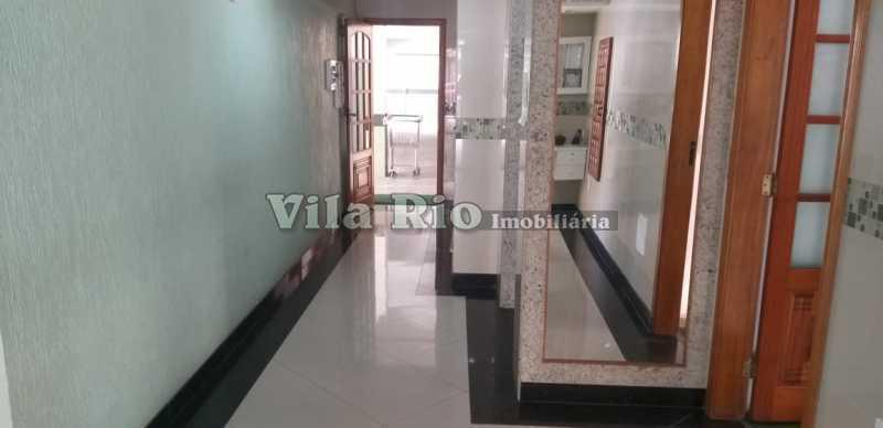 HALL. - Apartamento 3 quartos à venda Vaz Lobo, Rio de Janeiro - R$ 270.000 - VAP30207 - 23