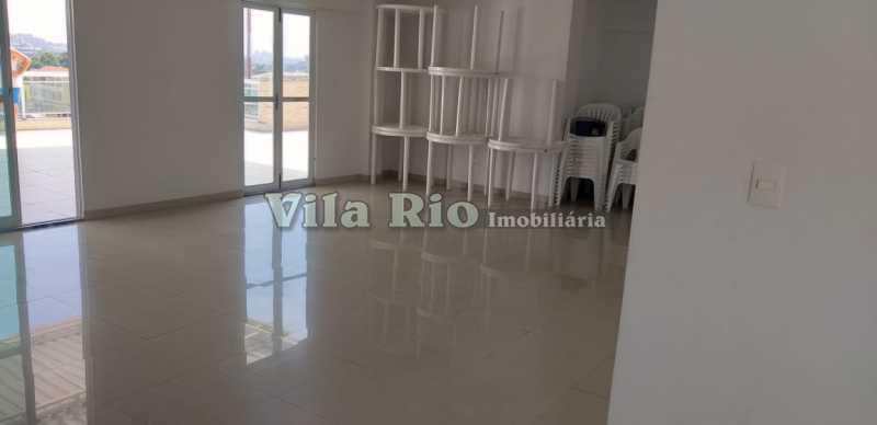 SALÃO DE FESTAS 1. - Apartamento 3 quartos à venda Vaz Lobo, Rio de Janeiro - R$ 270.000 - VAP30207 - 27