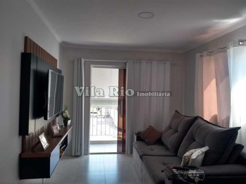 SALA 1 - Apartamento 2 quartos à venda Vista Alegre, Rio de Janeiro - R$ 450.000 - VAP20691 - 1