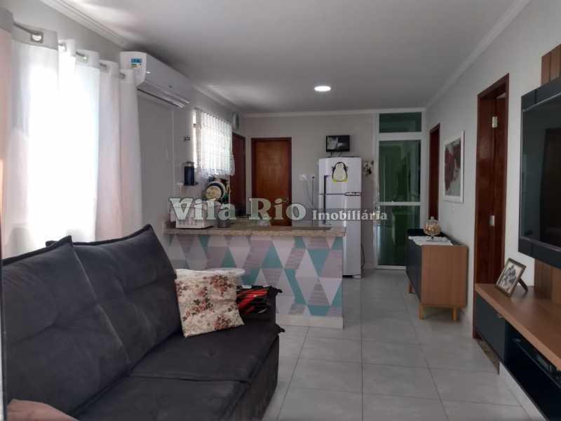 SALA 2 - Apartamento 2 quartos à venda Vista Alegre, Rio de Janeiro - R$ 450.000 - VAP20691 - 3