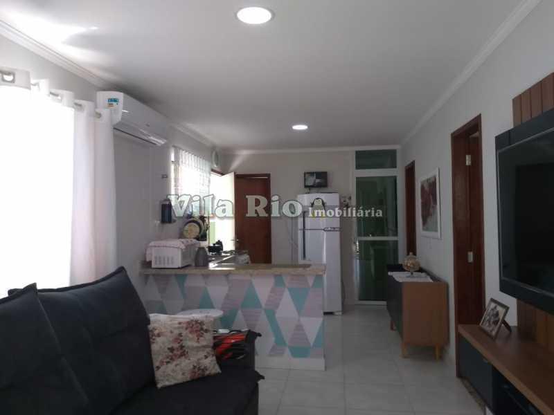 SALA 3 - Apartamento 2 quartos à venda Vista Alegre, Rio de Janeiro - R$ 450.000 - VAP20691 - 4