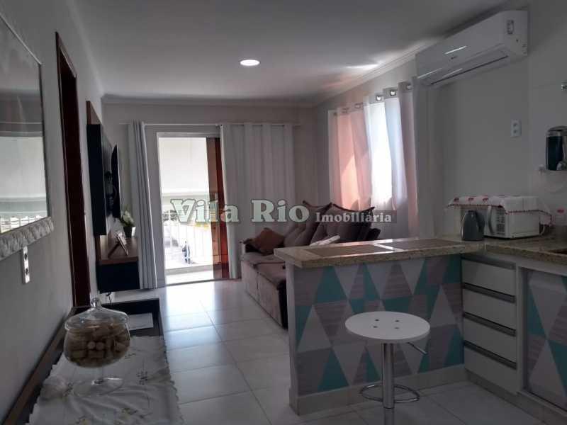 SALA 4 - Apartamento 2 quartos à venda Vista Alegre, Rio de Janeiro - R$ 450.000 - VAP20691 - 5