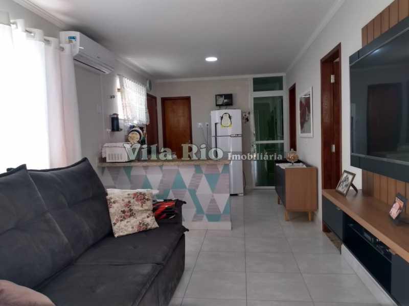 SALA 5 - Apartamento 2 quartos à venda Vista Alegre, Rio de Janeiro - R$ 450.000 - VAP20691 - 6