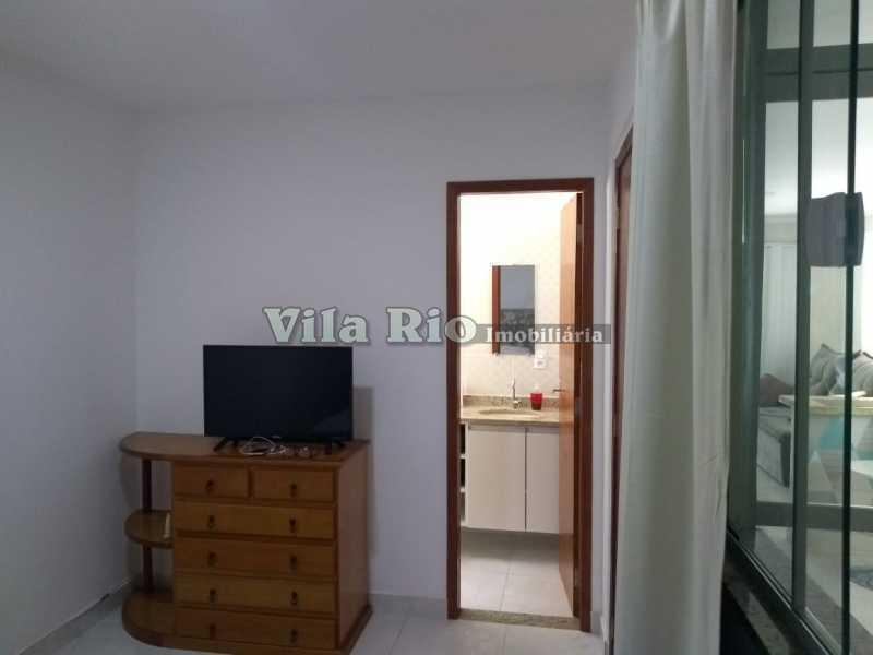 QUARTO 4 - Apartamento 2 quartos à venda Vista Alegre, Rio de Janeiro - R$ 450.000 - VAP20691 - 10