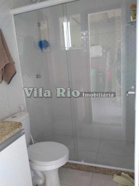BANHEIRO 1 - Apartamento 2 quartos à venda Vista Alegre, Rio de Janeiro - R$ 450.000 - VAP20691 - 12