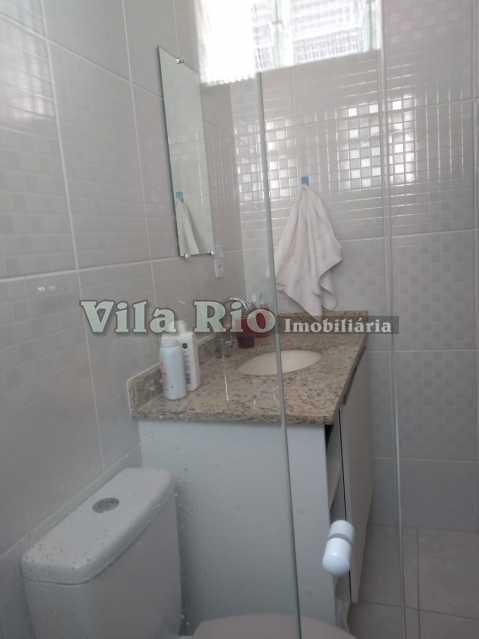 BANHEIRO 2 - Apartamento 2 quartos à venda Vista Alegre, Rio de Janeiro - R$ 450.000 - VAP20691 - 13