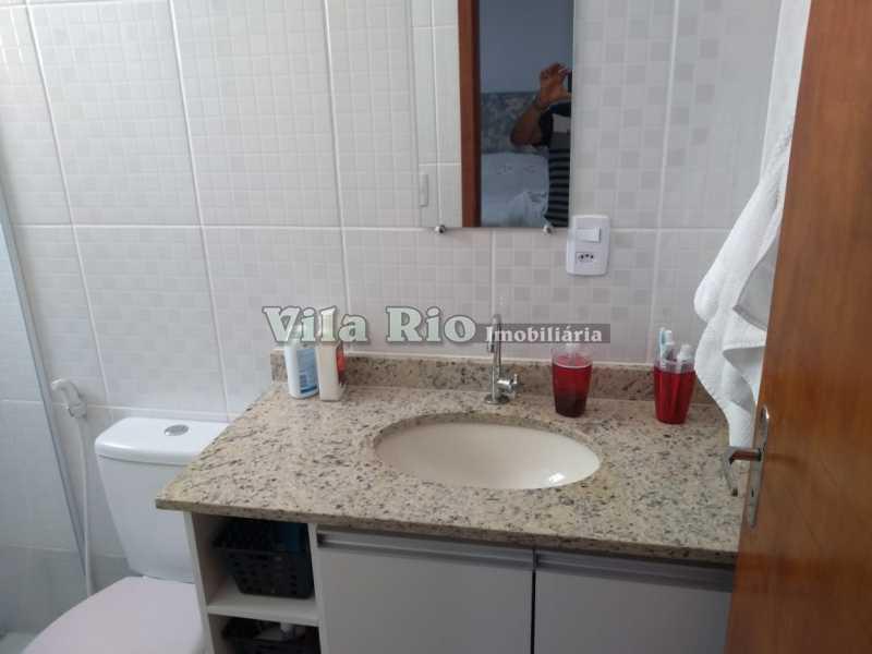 BANHEIRO 3 - Apartamento 2 quartos à venda Vista Alegre, Rio de Janeiro - R$ 450.000 - VAP20691 - 14