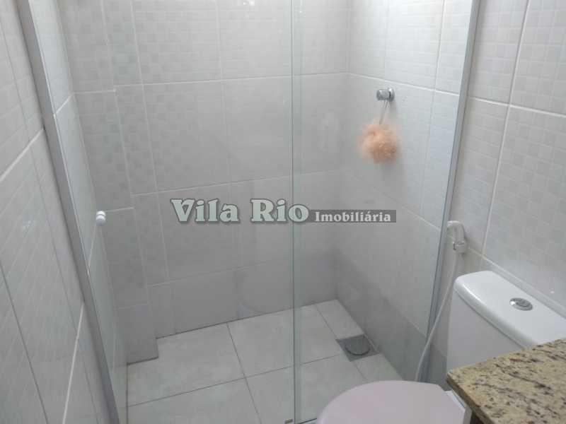 BANHEIRO 4 - Apartamento 2 quartos à venda Vista Alegre, Rio de Janeiro - R$ 450.000 - VAP20691 - 15