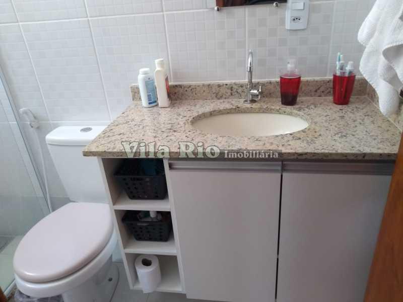 BANHEIRO 5 - Apartamento 2 quartos à venda Vista Alegre, Rio de Janeiro - R$ 450.000 - VAP20691 - 16