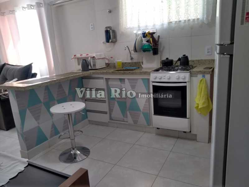 COZINHA 1 - Apartamento 2 quartos à venda Vista Alegre, Rio de Janeiro - R$ 450.000 - VAP20691 - 17