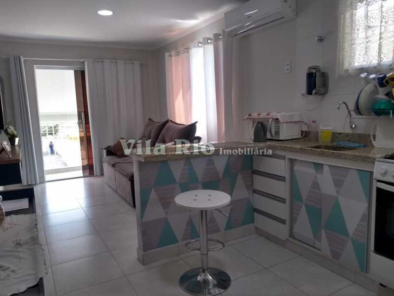 COZINHA 4 - Apartamento 2 quartos à venda Vista Alegre, Rio de Janeiro - R$ 450.000 - VAP20691 - 20