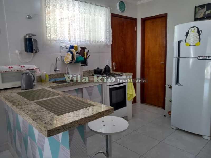 COZINHA 5 - Apartamento 2 quartos à venda Vista Alegre, Rio de Janeiro - R$ 450.000 - VAP20691 - 21