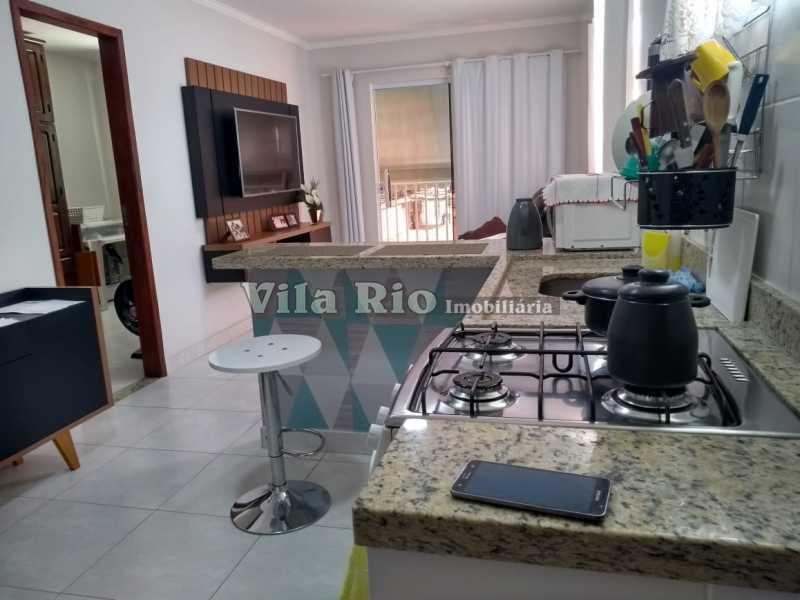 COZINHA 6 - Apartamento 2 quartos à venda Vista Alegre, Rio de Janeiro - R$ 450.000 - VAP20691 - 22