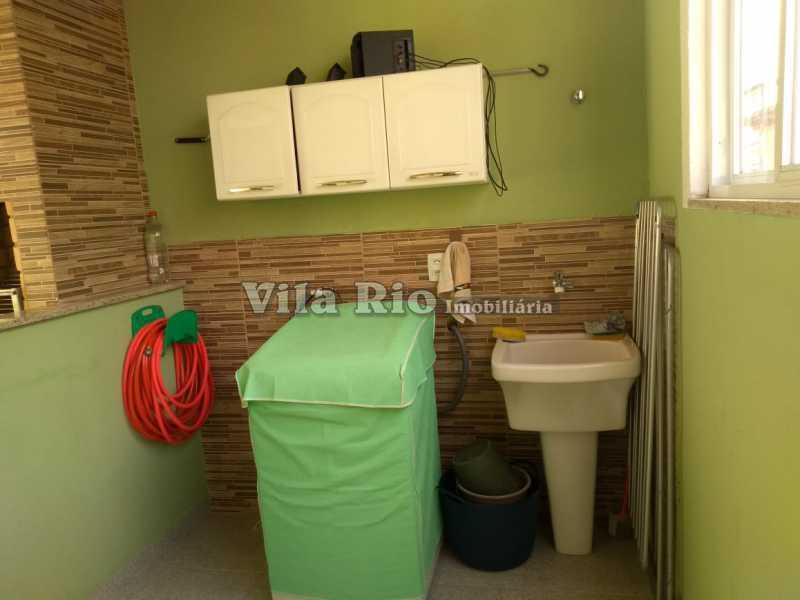 ÁREA - Apartamento 2 quartos à venda Vista Alegre, Rio de Janeiro - R$ 450.000 - VAP20691 - 23
