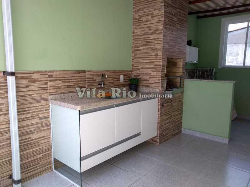 CHURRASQUEIRA 2 - Apartamento 2 quartos à venda Vista Alegre, Rio de Janeiro - R$ 450.000 - VAP20691 - 27